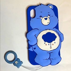 NWOT 💙🧸Care Bear iPhone 11 case 🌈☁️